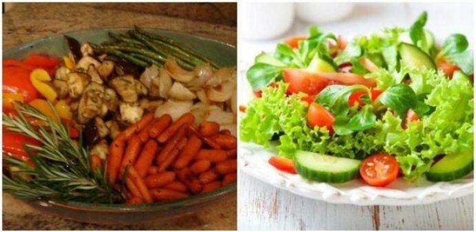 AFI - veggies