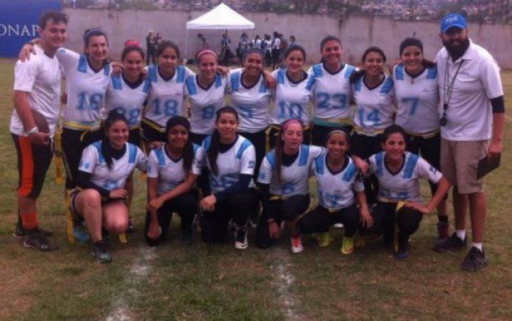 AGFA Cobras Women's Flag Champions