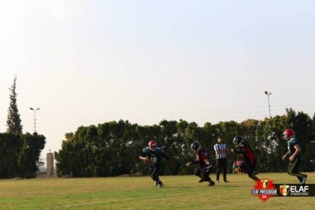 Egypt - ELAF - preseason action - 10