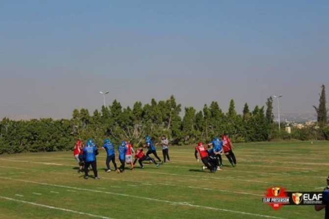 Egypt - ELAF - preseason action - 2
