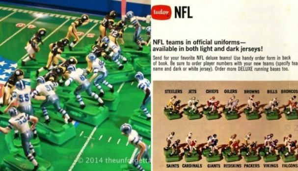 AFI - electric football - 2pic