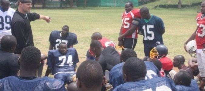 Kenya - coaching drills