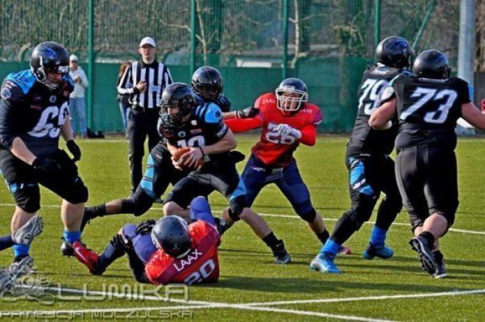 Poland - Wroclaw Panthers-Calanda Broncos.5