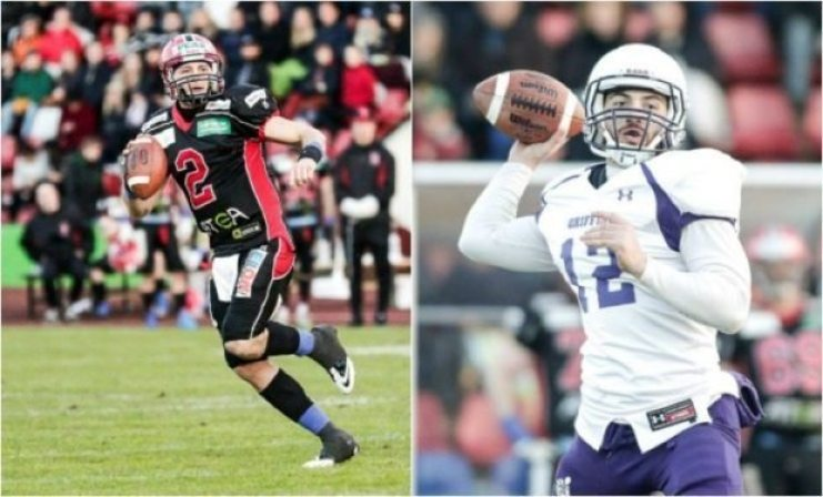 Sweden - Carlstad-Limhamn 2016 - QBs - 2pic