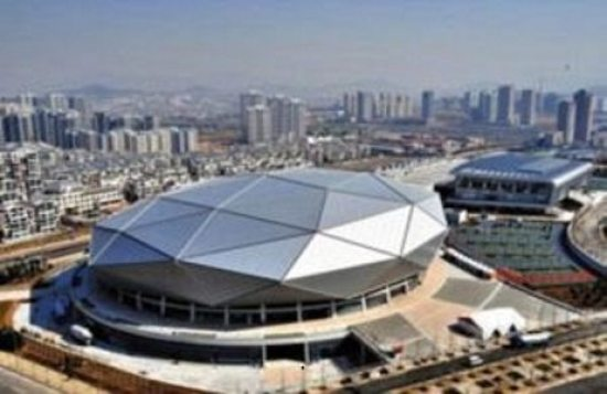 China - CAFL - Qingdao arena