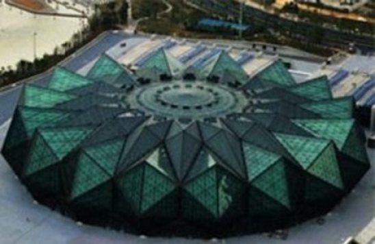 China - CAFL - Shenzhen arena