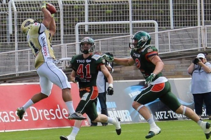 Germany - Dresden-Kiel - Kyei - return game 2016