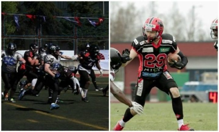 IFAF Europe - Griffins-Crusaders - 2pic 2016 preview