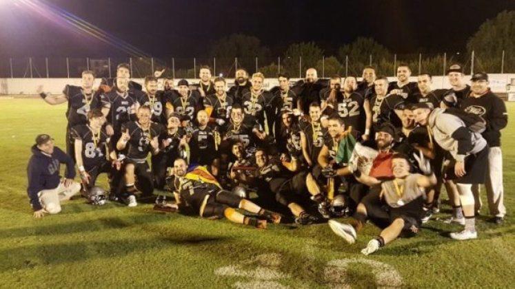 Spain - Badalona - 2016 Spanish champions