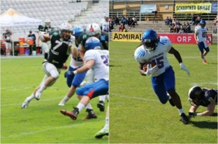 Austria - Raiders-Silverhawks - 2pic - RBs