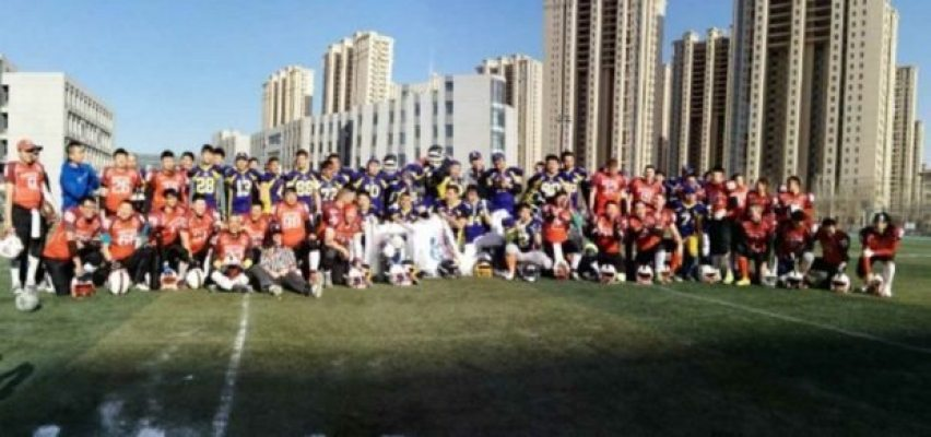 China - China Bowl league-2