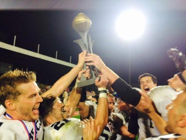 Czech Rep. - Czech Bowl XXIII winners