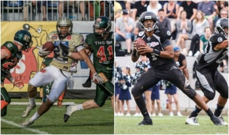 Germany - Dresden-Berlin Rebels - Sagne-Robinson