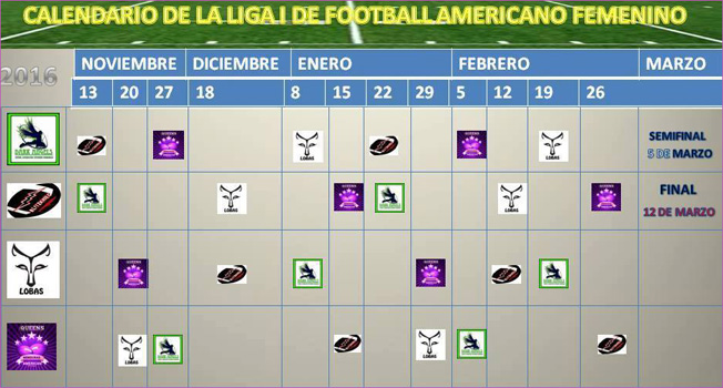 honduras-womens-league-calendar
