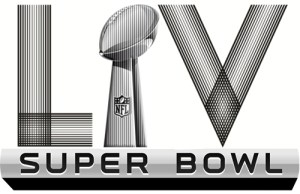Super bowl LIV Art Deco