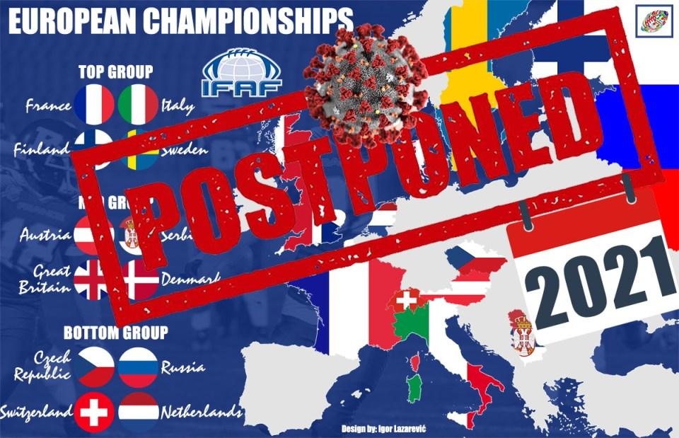 European Championships 2021 Medaillenspiegel