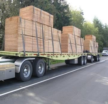 Flatbed Lumber