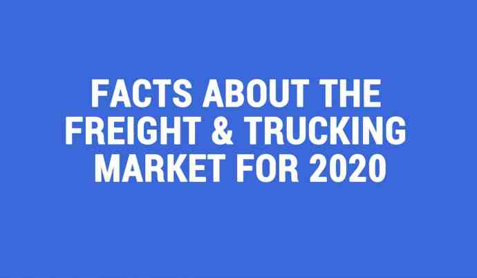 trucking facts