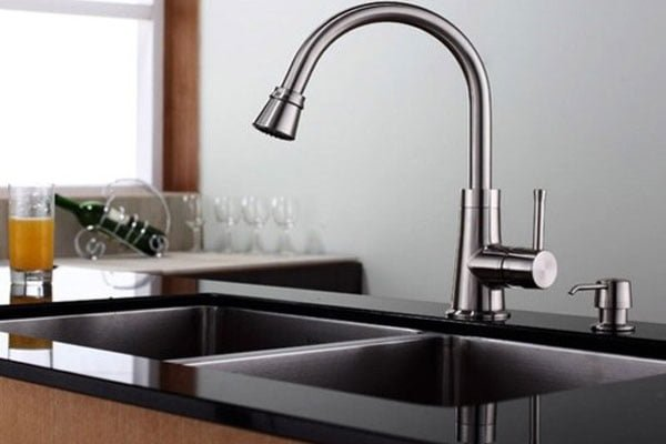 5 best kitchen soap dispensers: reviews & buyer's guide in