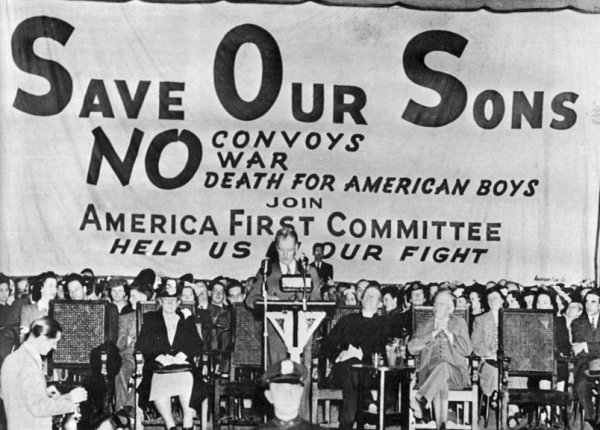 Image result for 1930s nye committee