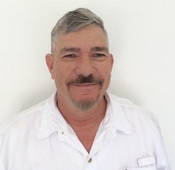 """Jerry """"JJ"""" Pyle Jr. is a Building Inspector with American Home Services."""
