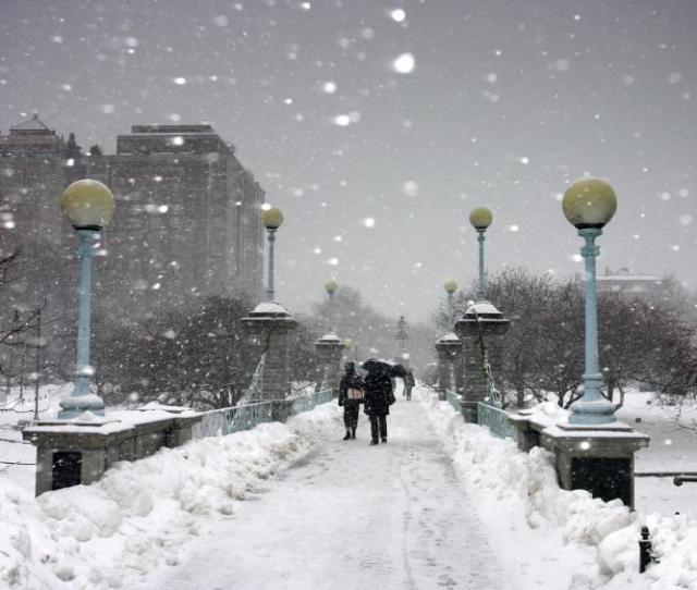 Winter Storm Boston Tips For Preparing Your Place For This Weekends Noreaster