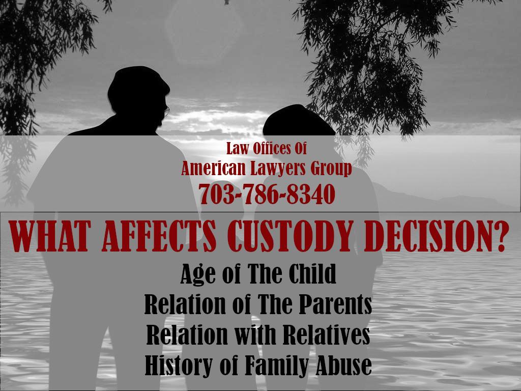 Child Custody Lawyers In Virginia