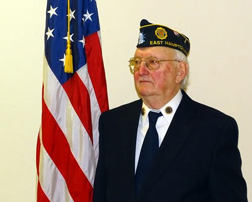 Jack MacPherson, 2nd Vice Commander