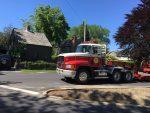 Fire Truck Hauler