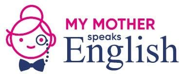 My Mother Speaks English-Logo