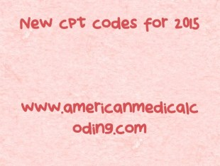 Learn New CPT codes for 2015 for Arthrocentesis