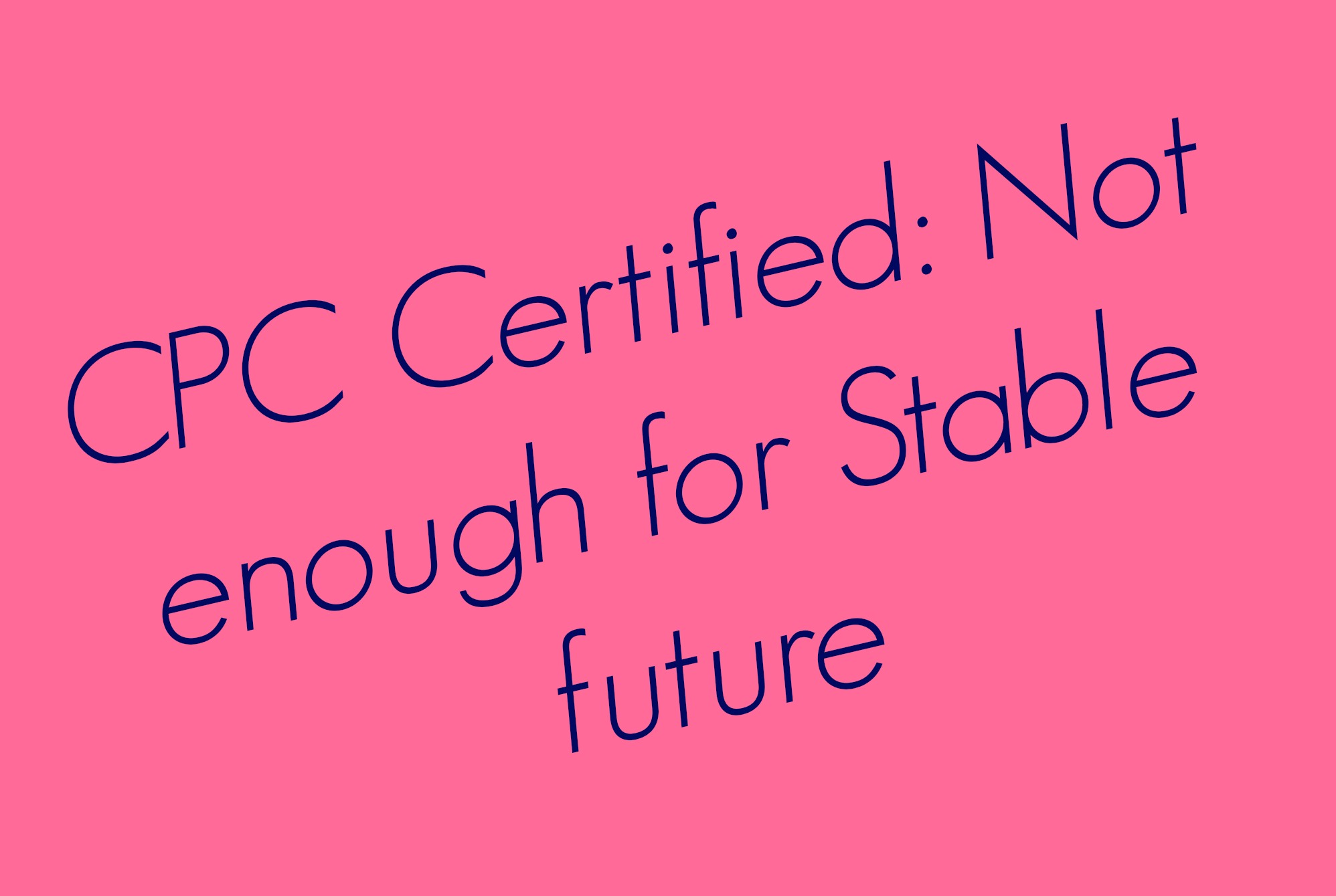 Dont Stop After Cpc Certification Medical Coding Guide