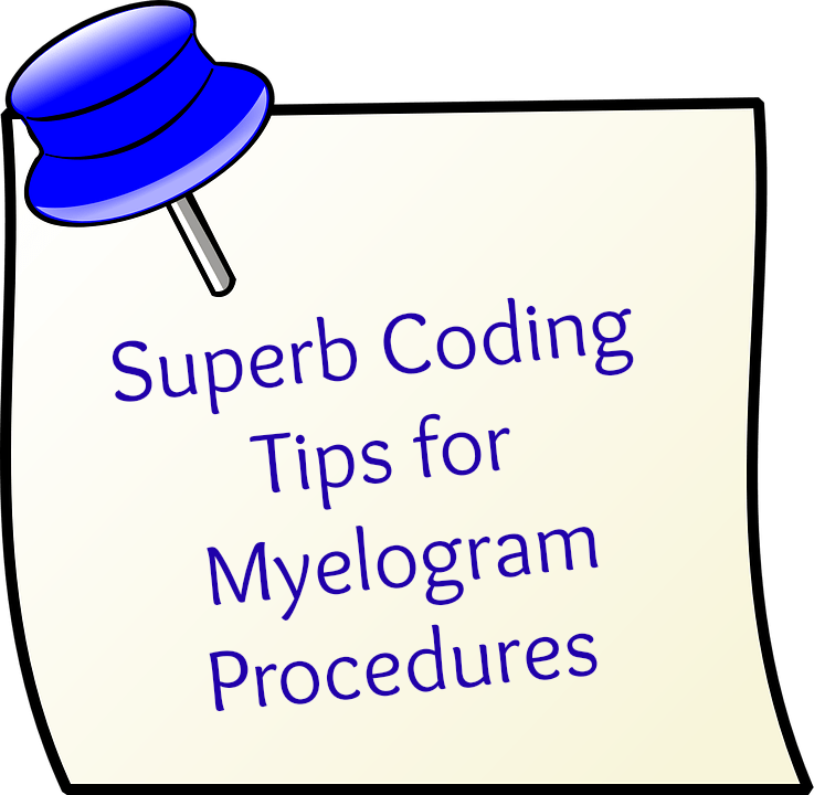 Superb guide for CPT code for Myelogram - Medical Coding Guide