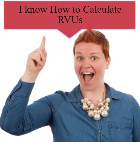 How to Calculate RVUs (Relative Value Units)?