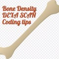 DEXA scan CPT code for Bone Density coding guide