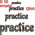 Practice ICD 10 codes for Medical coding Certification Exams Part 1