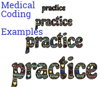 Medical Coding Examples Part 1 Medical Coding Guide