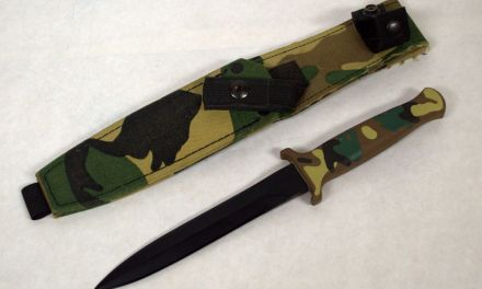 Non-Survival Knives – Part 1:  Gerber Mark, Guardian, and Command 1 & 2