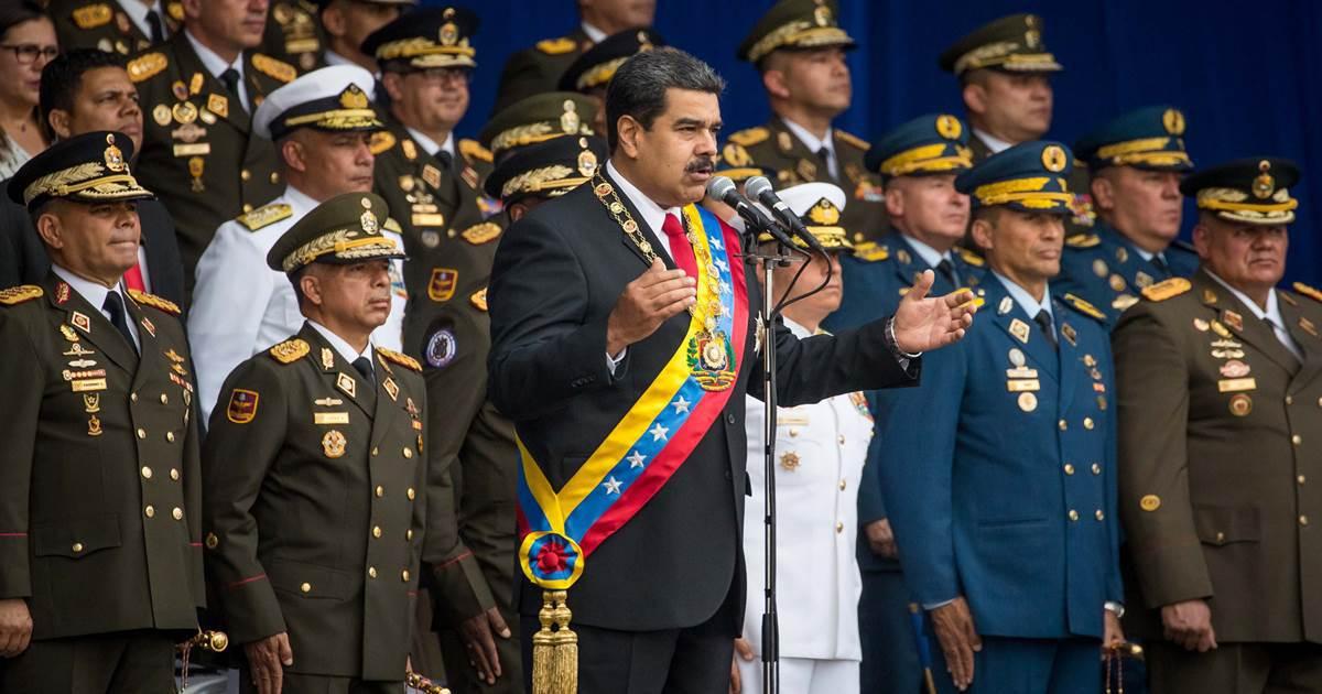 Venezuela: Purge Reaches Record High