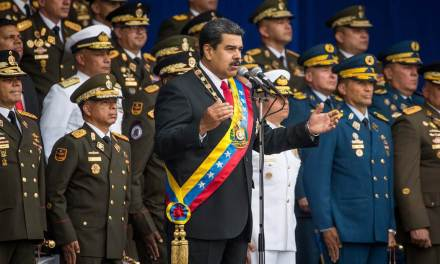 Venezuelan President Survives Apparent Drone Assassination Attempt