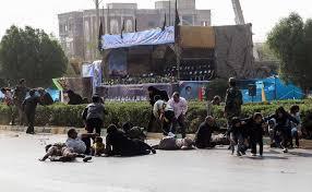 Attack On Iranian Military Parade Kills 29