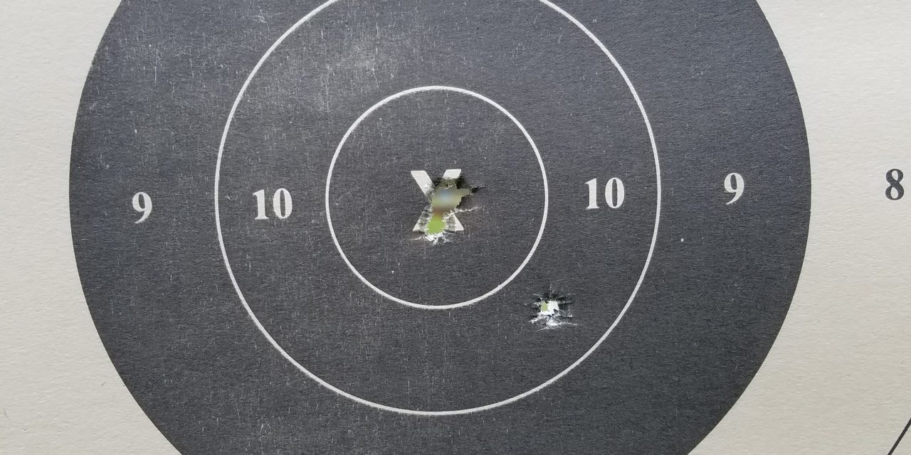 Winchester 670 Range Performance