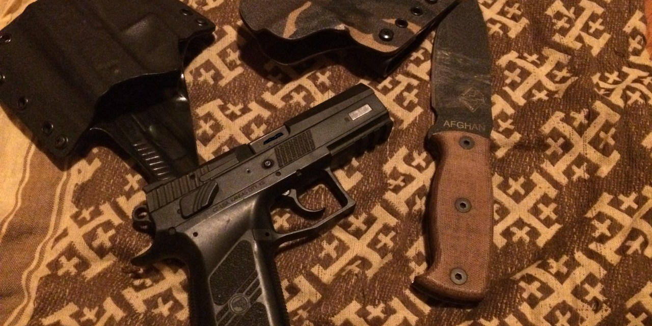 CZ P-07: The Six Year Review