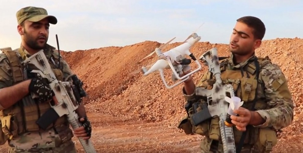 TX2Guns: The Surveillance State: Counter-Drone Options Two-Fer