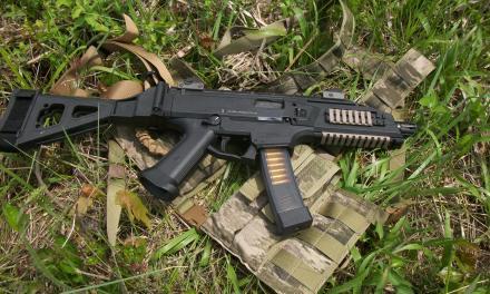 Subgun Perfection: CZ Scorpion Evo