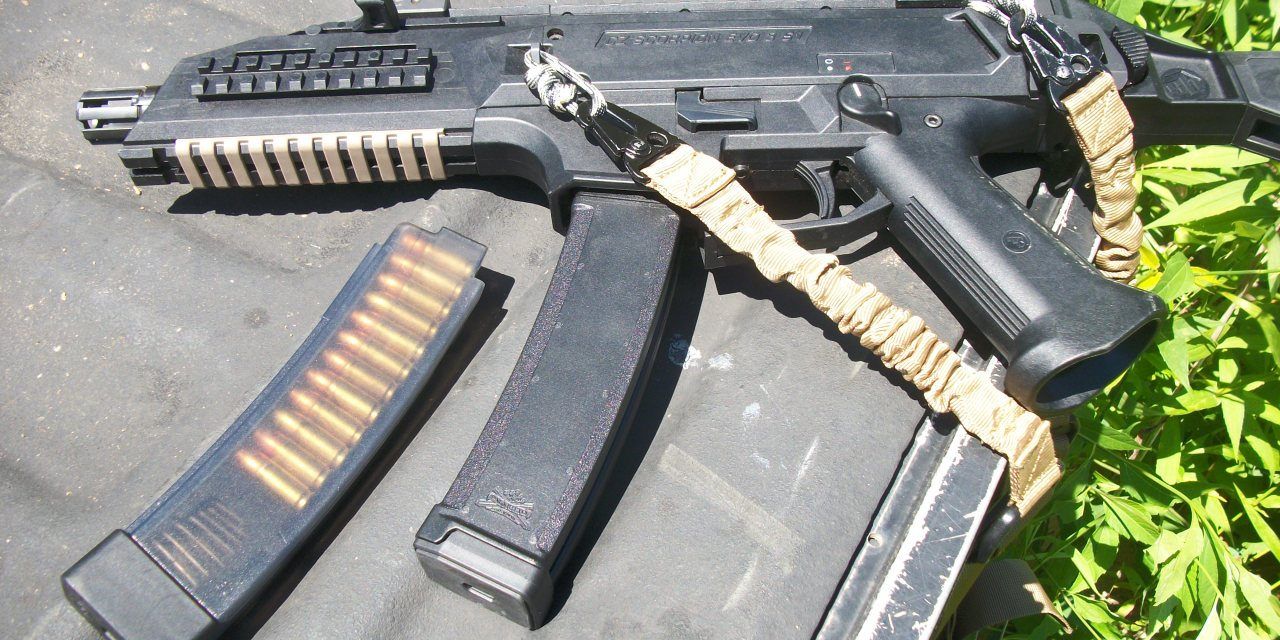 Palmetto State Armory's AK-V Magazine: Top Option for the Scorpion