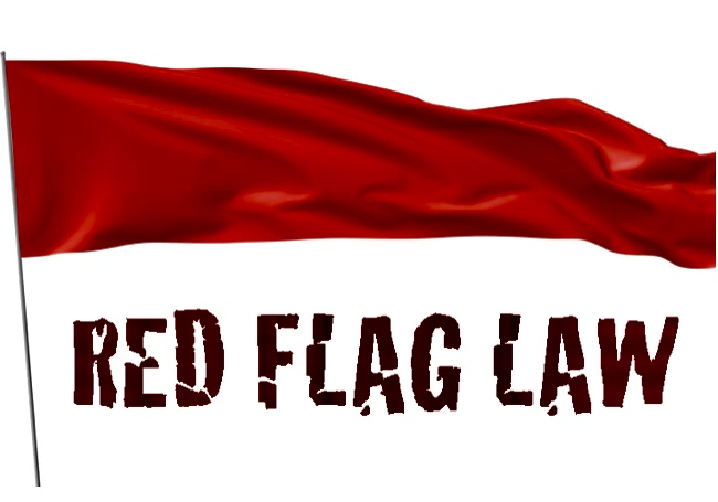 """Are the new """"Red Flag"""" laws the gun grab we've been warned about?"""