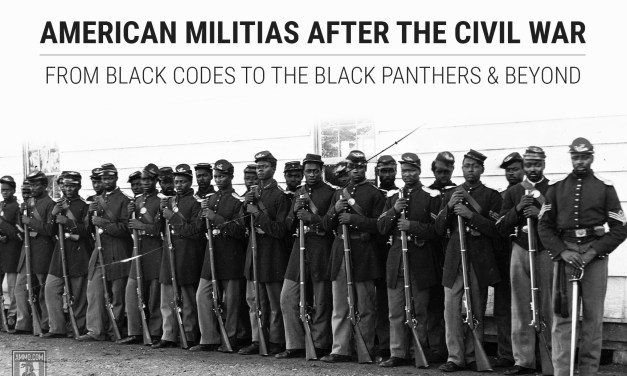 American Militias after the Civil War: From Black Codes to the Black Panthers and Beyond