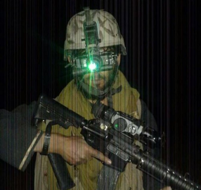 Taliban Sighted with Night Vision and Thermal Equipment