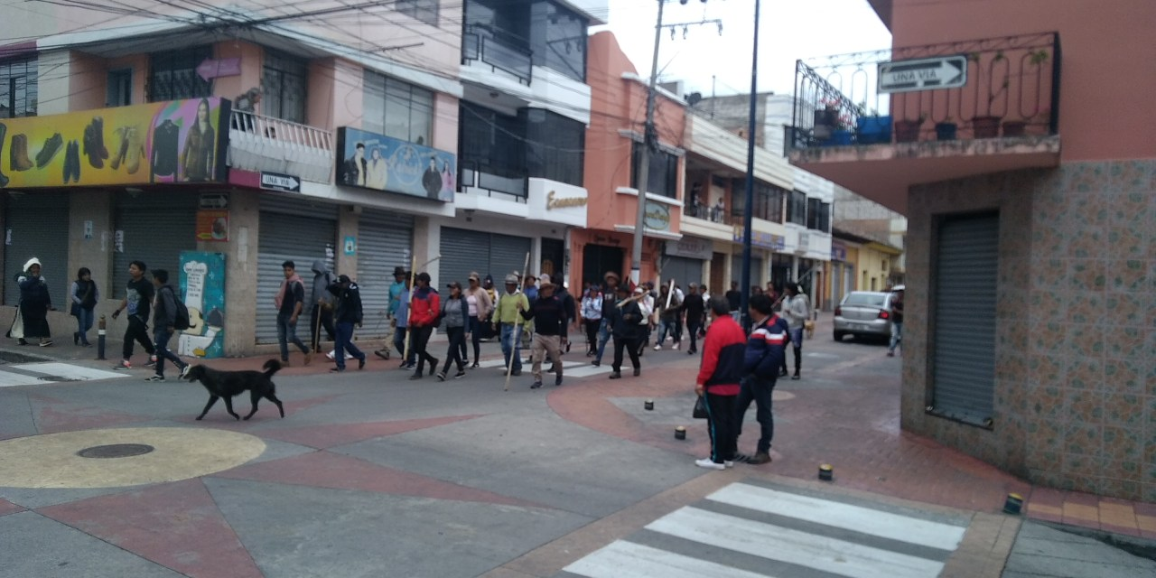 Surviving Real SHTF: Chaos In Quito, Part 6